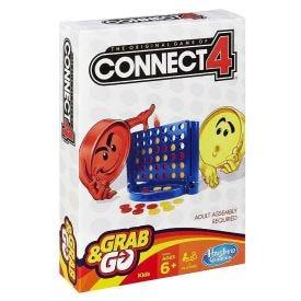 Jogo Hasbro Gaming Go Connect 4 Grab & Go - B100