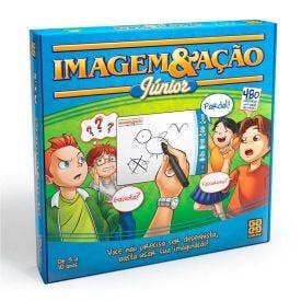 Jogo Imagem e Ação Júnior 480 Palavras Grow - Azul