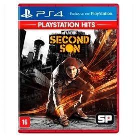 Jogo Infamous Second Son Playstation 4 - Aventura