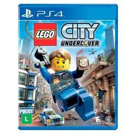 Jogo Lego City Undercover Playstation 4 - Aventura