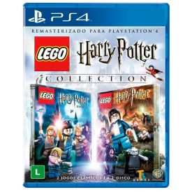 Jogo Lego Harry Potter Collection Playstation 4 - Aventura