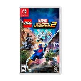 Jogo Lego Marvel Super Heroes 2 Nintendo Switch - Aventura
