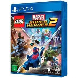 Jogo Lego Marvel Super Heroes 2 Playstation 4 - Aventura