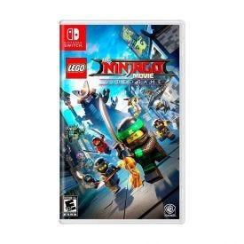 Jogo Lego Ninjago Movie Video Game Nintendo Switch - Aventura