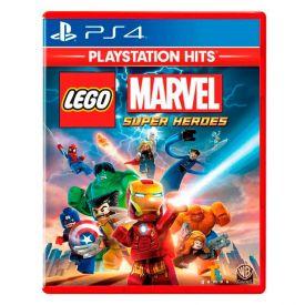 Jogo LegoMarvel Super Heroes Playstation 4 - Aventura