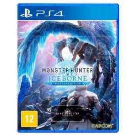 Jogo Monster Hunter Iceborne PlayStation 4 - RPG