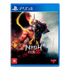 Jogo Nioh 2 Playstation 4 - RPG