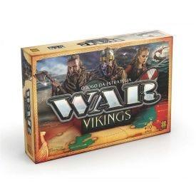 Jogo War Vikings 3450 Grow - Colorido