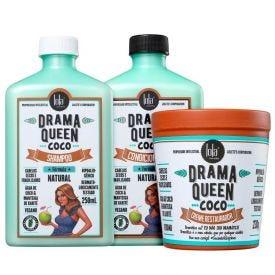 Kit 3 Peças Drama Queen Lola Cosmetics - Exclusivo Online