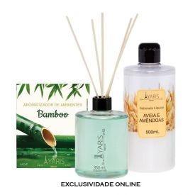 Kit Aromatizante Bamboo Yaris - 3 Peças