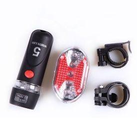 kit Lanterna LED para Bike Meghazine - SF295