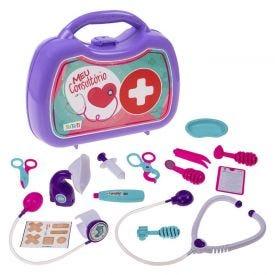 Kit Maleta Com Acessórios Médico Tateti - 0221