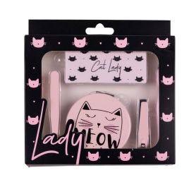 Kit Manicure 6 Peças Contatho - Lady