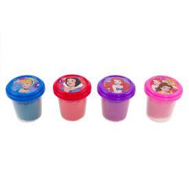 Kit Massa Areia Com 4 Potes Princesas Toyng - 37982