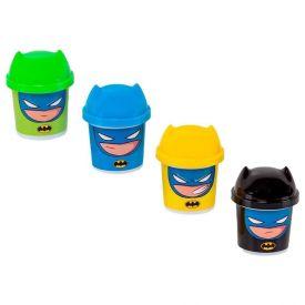Kit Massinha Sunny Batman Dc 4 Potes - 2161
