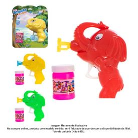 Lança Bolhas De Sabão Elefante Art Brink - 842604