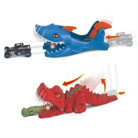 Lançador Nêmesis Mattel Hot Wheels City - GVF41