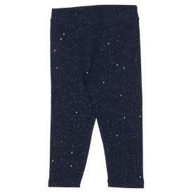 Legging 1 a 3 anos Cotton Glitter + Estrelas Yoyo Kids Preto