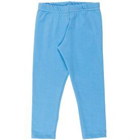 Legging 1 ao 3 em Molecotton Felpado Yoyo Kids Azul Claro