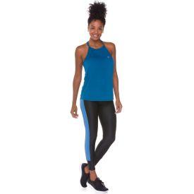 Legging Mindful Body Lab Preto/Azul