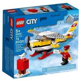Lego City Avião Correio 74 Peças - 60250