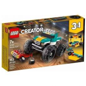 Lego Creator Caminhão Gigante 163 Peças - 31101