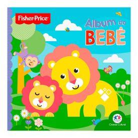Livro Álbum Do Bebê Fisher-Price - Ciranda Cultural