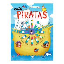 Livro De Colorir Piratas - Ciranda Cultural