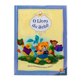 Livro Do Bebê-Meus Primeiros Cinco Anos Todolivro - Azul