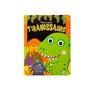 Livro Do Tiranossauro Todolivro - Quebra - Cabeça