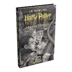Livro Harry Potter 20 Anos A Câmara Secreta - Capa Dura