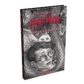Livro Harry Potter 20 Anos A Pedra Filosofal - Capa Dura