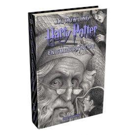Livro Harry Potter 20 Anos O Enigma Do Príncipe - Capa Dura
