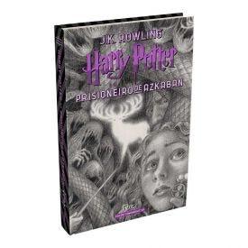 Livro Harry Potter 20 Anos Prisioneiro Azkaban - Capa Dura