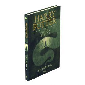 Livro Harry Potter Premium A Câmara Secreta - Capa Dura