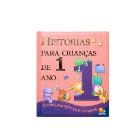 Livro Histórias Para Crianças De 1 Ano Todolivro - Rosa