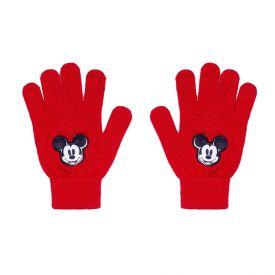 Luva 8 A 10 Anos Mickey Disney - Vermelho