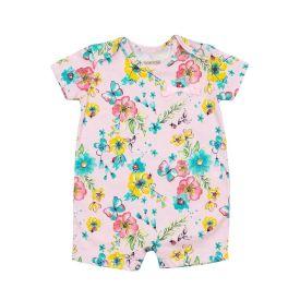 Macacão de Bebê Floral Brandili
