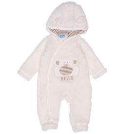 Macacão de Bebê Pelos Carneirinho Bear Yoyo Baby Off