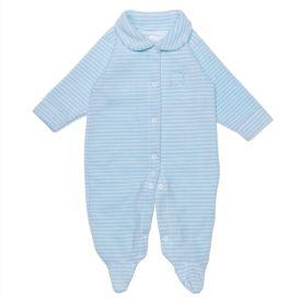 Macacão de Bebê Soft Neutro Yoyo Baby Listra