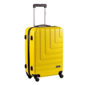 Mala Pequena de Bordo Malaga Primícia - Amarelo