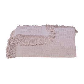 Manta Para Sofá 1,60X2,10M London Dohler - Natural