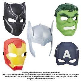 Máscara Básica Vingadores Hasbro - B9945