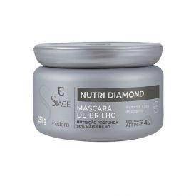 Máscara Siàge Capilar Nutri Diamond 250G Eudora - DIVERSOS
