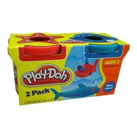 Massinha de Modelar 170g Play-Doh 2 Cores Hasbro - Colorido