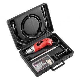 Micro Retífica 170W Power Tools FMR-01 com Maleta Mondial