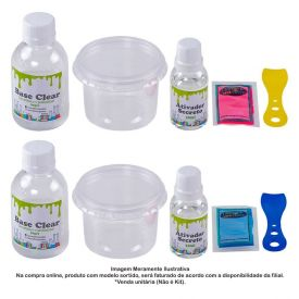 Mini Laboratório Slime Sunny - 2260