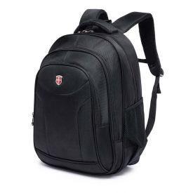 Mochila Executiva Para Notebook Sw2026 Swissport - Preto