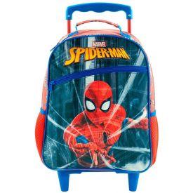 Mochilete Com Rodas Spider-Man Xeryus - 8660