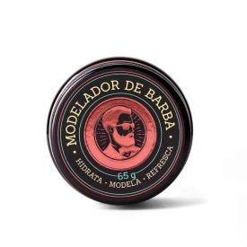 Modelador De Barba Barba De Respeito - 65g